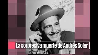 Andrés Soler cayó en coma y ya no despertó YouTube Videos