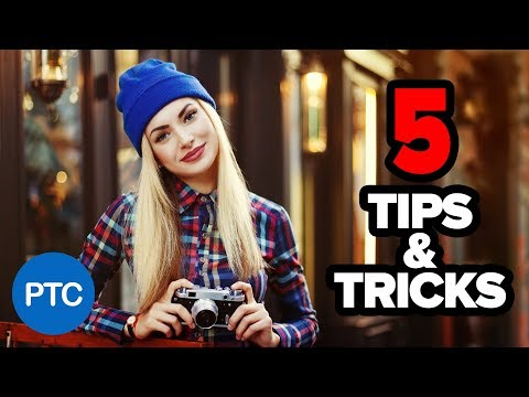 5 MUST-KNOW Photoshop Retouching Tips and Tricks for Photographers - Photoshop Tutorial