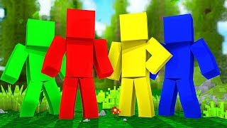 100 Vs 100 Vs 100 Vs 100 Clay Soldiers Battledome - Minecraft Modded Minigame