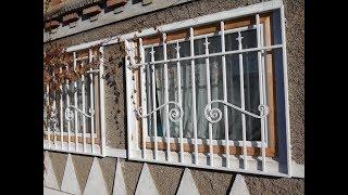 решетки на окна своими руками. Как заработать 11000 рублей