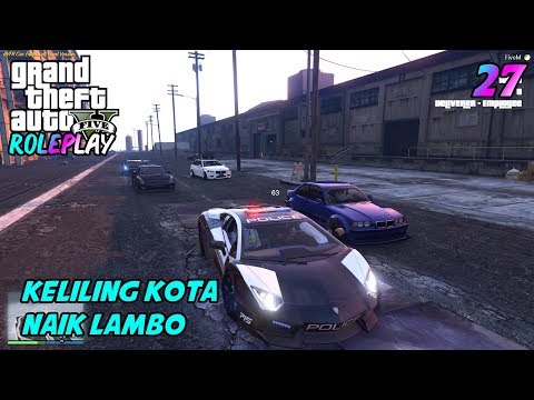 Diajak Keliling Kota Sama Penduduk Roleplay - GTA 5 ROLEPLAY #27 thumbnail
