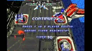 Layer Section II. Sega Saturn