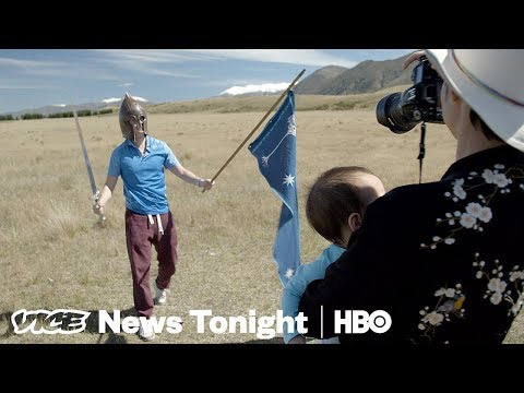 New Zealand's Lord of the Rings Landscape Is Threatened By Cows (HBO)