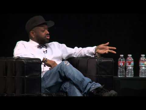 Jermaine Dupri (So So Def Recordings) at Startup Grind 2013