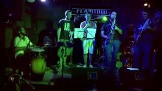 Groove Band en Flamingo 5 de julio de 2014 01