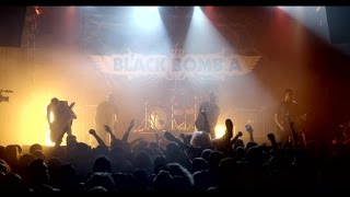 Black Bomb A - On Fire (live)