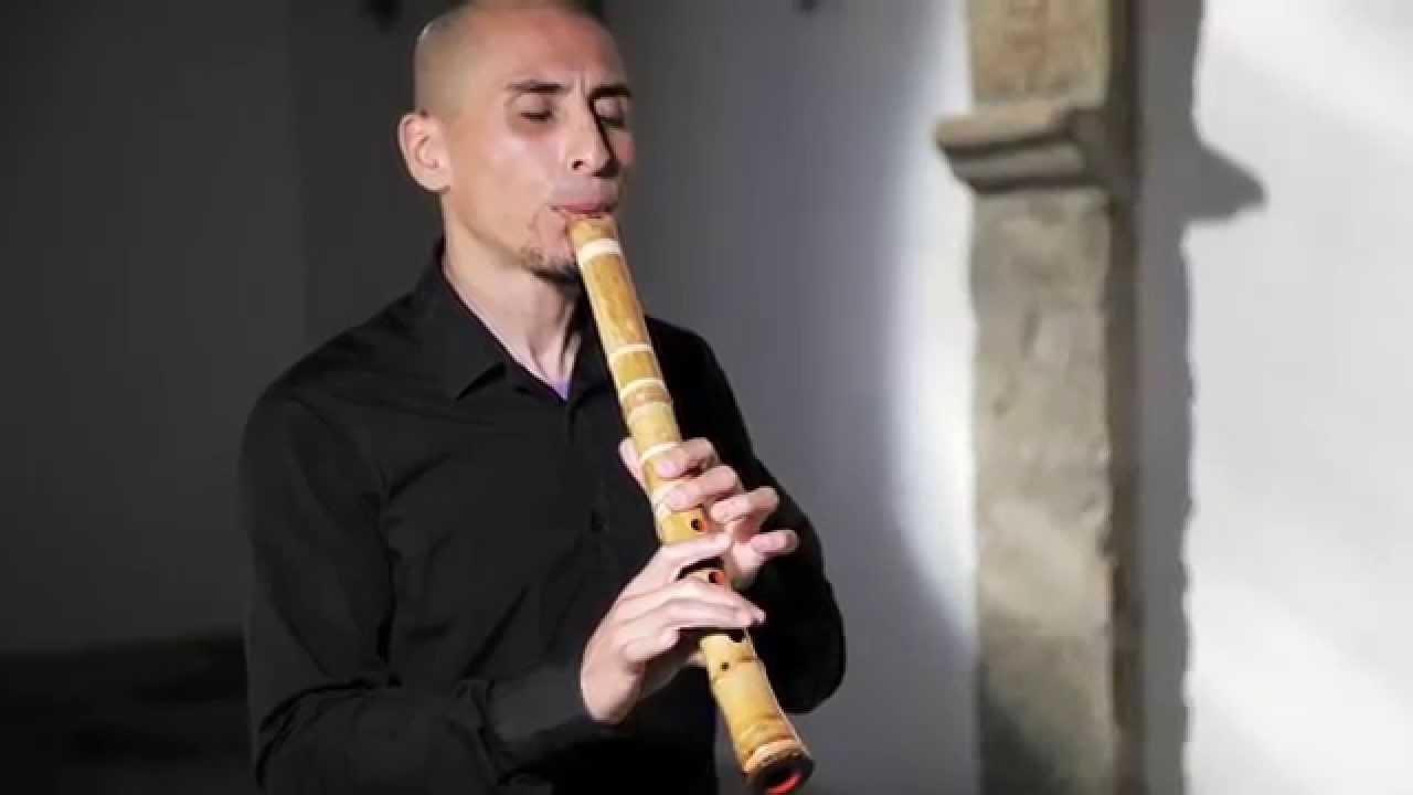 尺八 shakuhachi flute rodrigo rodriguez contemporary japanese music