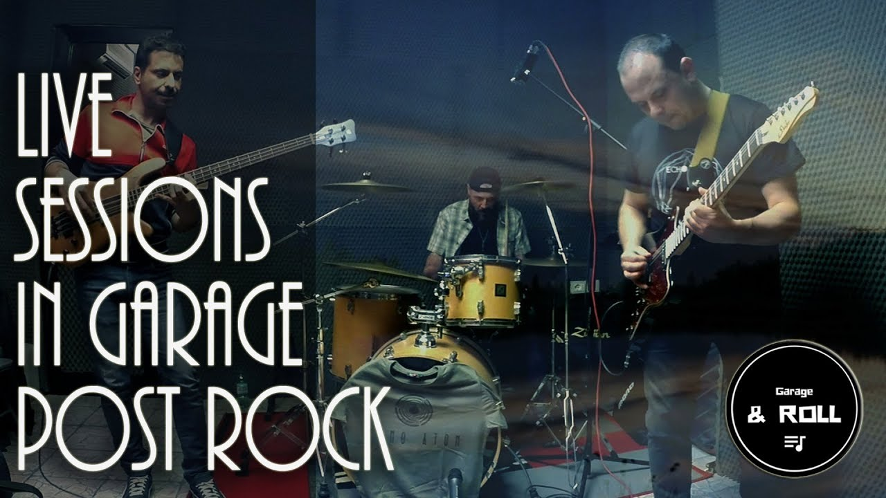 Live sessions - Echo Atom - Peaks @t Garage and Roll - Italian post rock band.