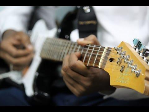En Jeevan   Theri   Guitar Instrumental Music   Tamil Instrumental