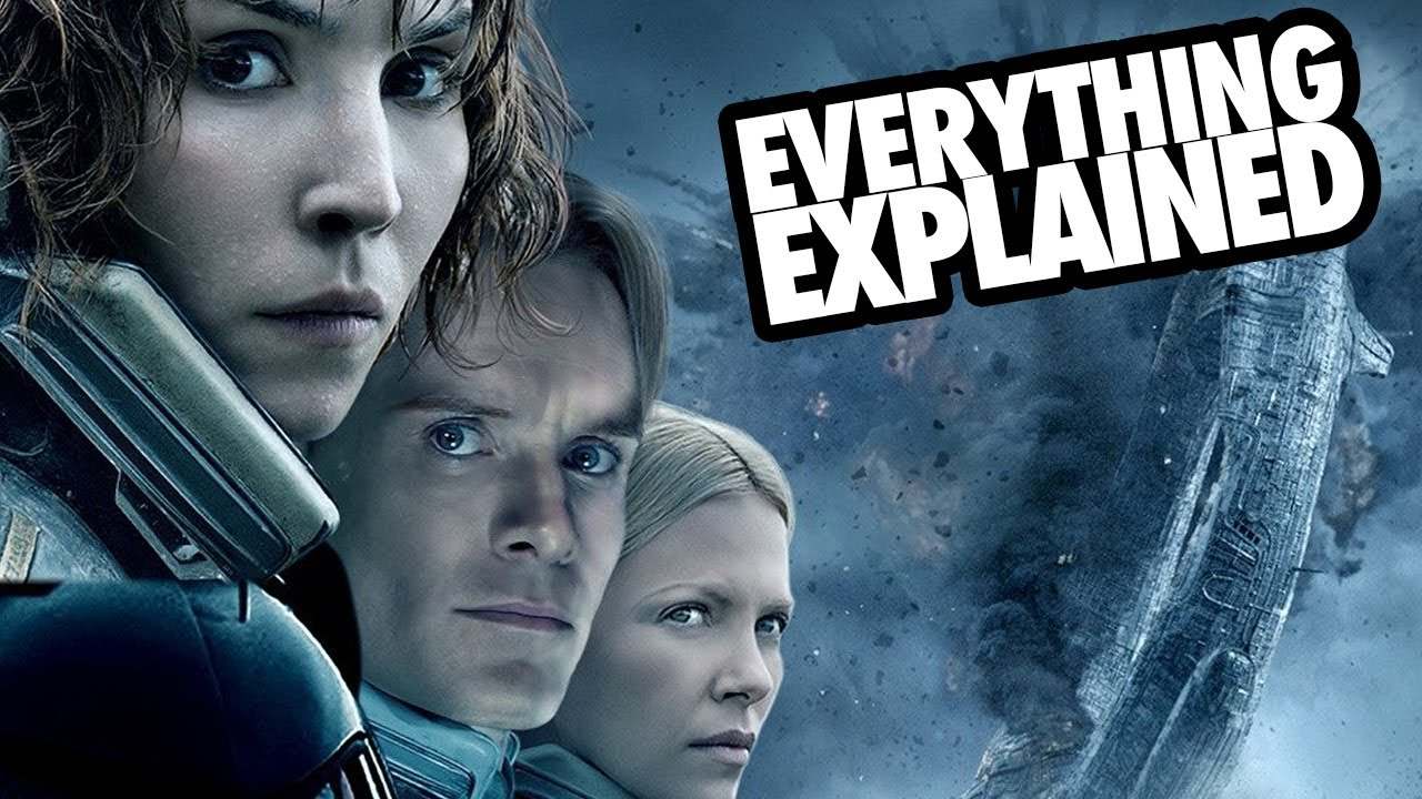 Download PROMETHEUS (2012) Everything Explained