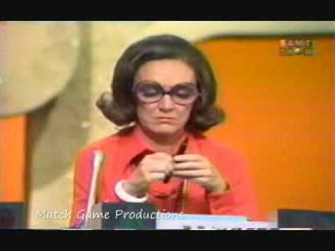 Match Game 75 (Episode 520) (Allen Ludden and Betty White on Panel) (Belly Dance Episode)