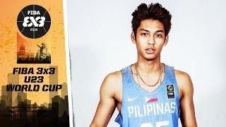 The Amazing Ricci Rivero - Philippines - Mixtape - FIBA 3x3 U23 World Cup 2018