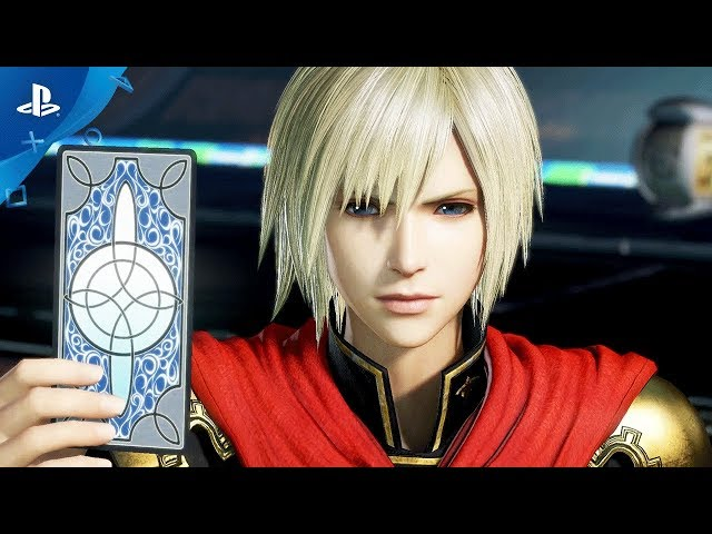 DISSIDIA FINAL FANTASY NT - Launch Trailer | PS4