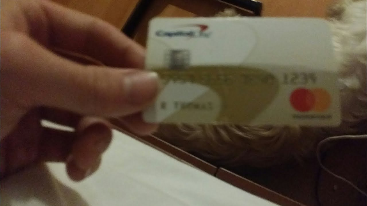 Credit card number leaked givaway
