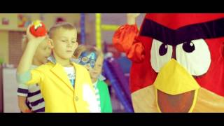 видео детский праздник Королев