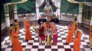 Dam Dam Damru Wala Shiv Bhajan By Suresh Wadkar [Full Video Song] I Shiv Sadhana