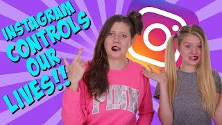 INSTAGRAM FOLLOWERS CONTROL MY LIFE FOR A DAY || Taylor and Vanessa