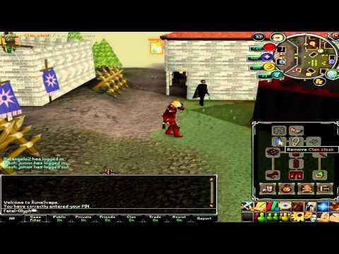 Runescape Chrome Goggles Glitch