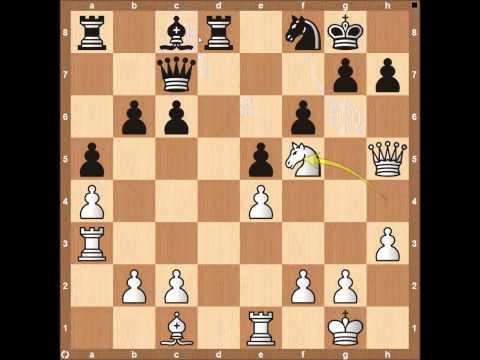 World Chess Championship 2014 Game 2 Carlsen vs Anand