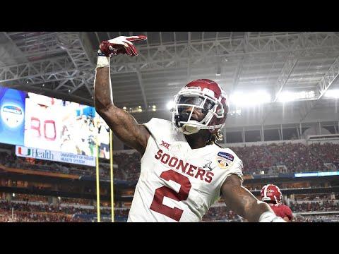 CeeDee Lamb Highlights 2018-19 Oklahoma WR | ᴴᴰ