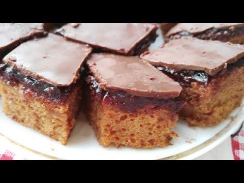 Bakina kuhinja - posno mekano mirisno medeno srce
