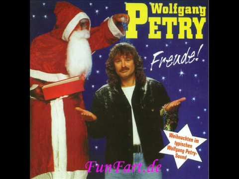 Frohe Weihnachten überall.Wolfgang Petry Fröhliche Weihnacht überall