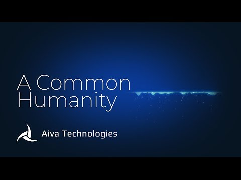 A Common Humanity - AI generated music by AIVA