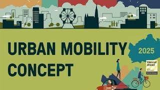 Thematic Concept Mobility Urban Development Plan Vienna STEP 2025