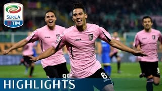 Palermo -Frosinone 4-1 - Highlights - Matchday 16 - Serie A TIM 2015/16