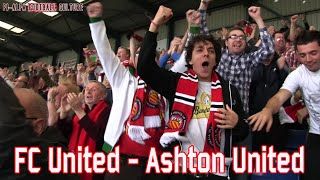 FC United of Manchester - Ashton United (Apr 21, 2014)