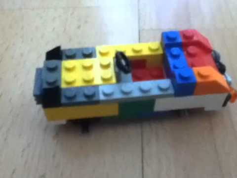 tuto comment cr er une voiture lego tr s simplement youtube. Black Bedroom Furniture Sets. Home Design Ideas