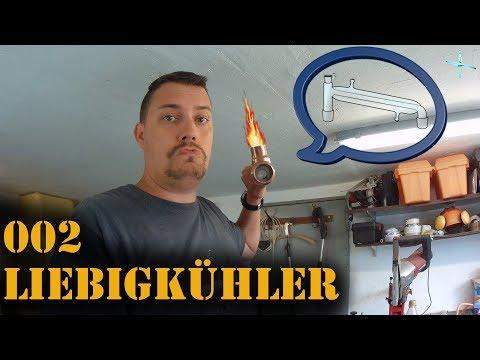 02 Rafta bastelt einen Liebigkühler | DIY | Heimwerken | Kupfer