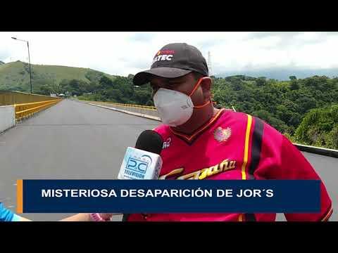 Confusa y misteriosa  desaparición del empresario Jorge Sánchez conocido como Jorg's