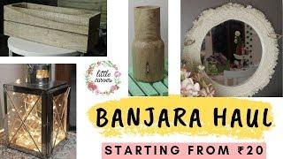 Starting From ₹20 || Everything At Throw Away Prices || Banjara Market Haul