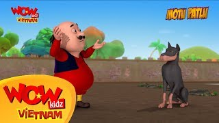 Motu Patlu Siêu Clip 21 - Hai Chàng Ngốc - Cartoon Movie - Cartoons For Children