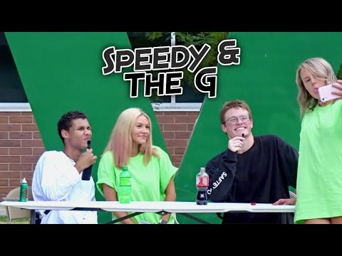 Large Boys On Campus (ft. Utah Valley University) | Speedy & The G Podcast Ep.7