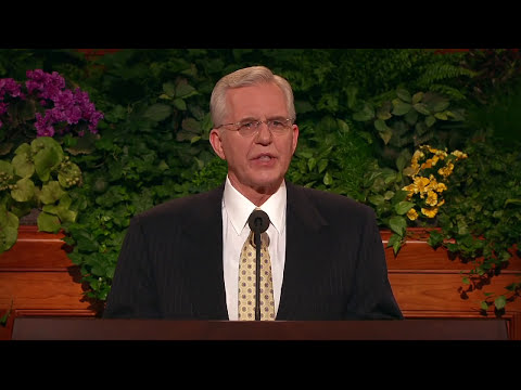 Elder D. Todd Christofferson - The Blessing of Scripture