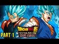 DragonBall Z Battle of Brothers Part 1 Dragon Ball Super Tenkaichi Tag Team