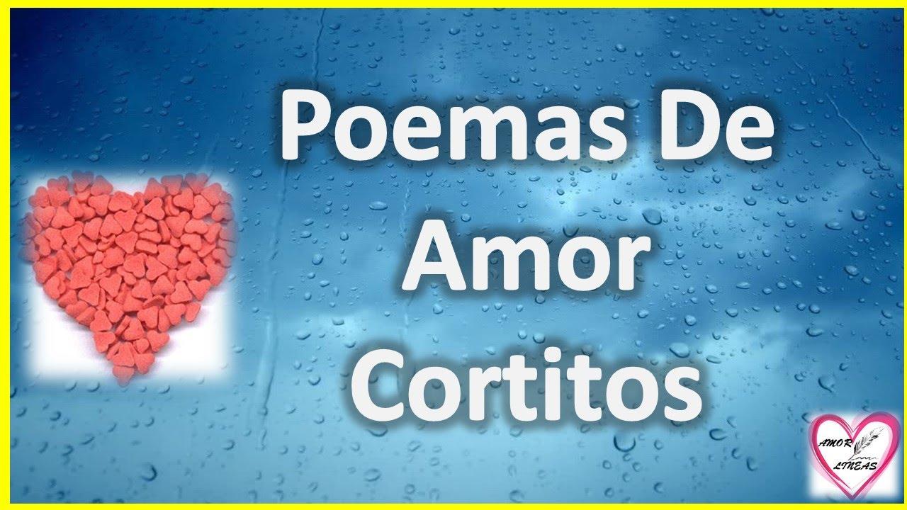 Poemas De Amor Cortitos Para Enamorar A Mi Novia Poemas