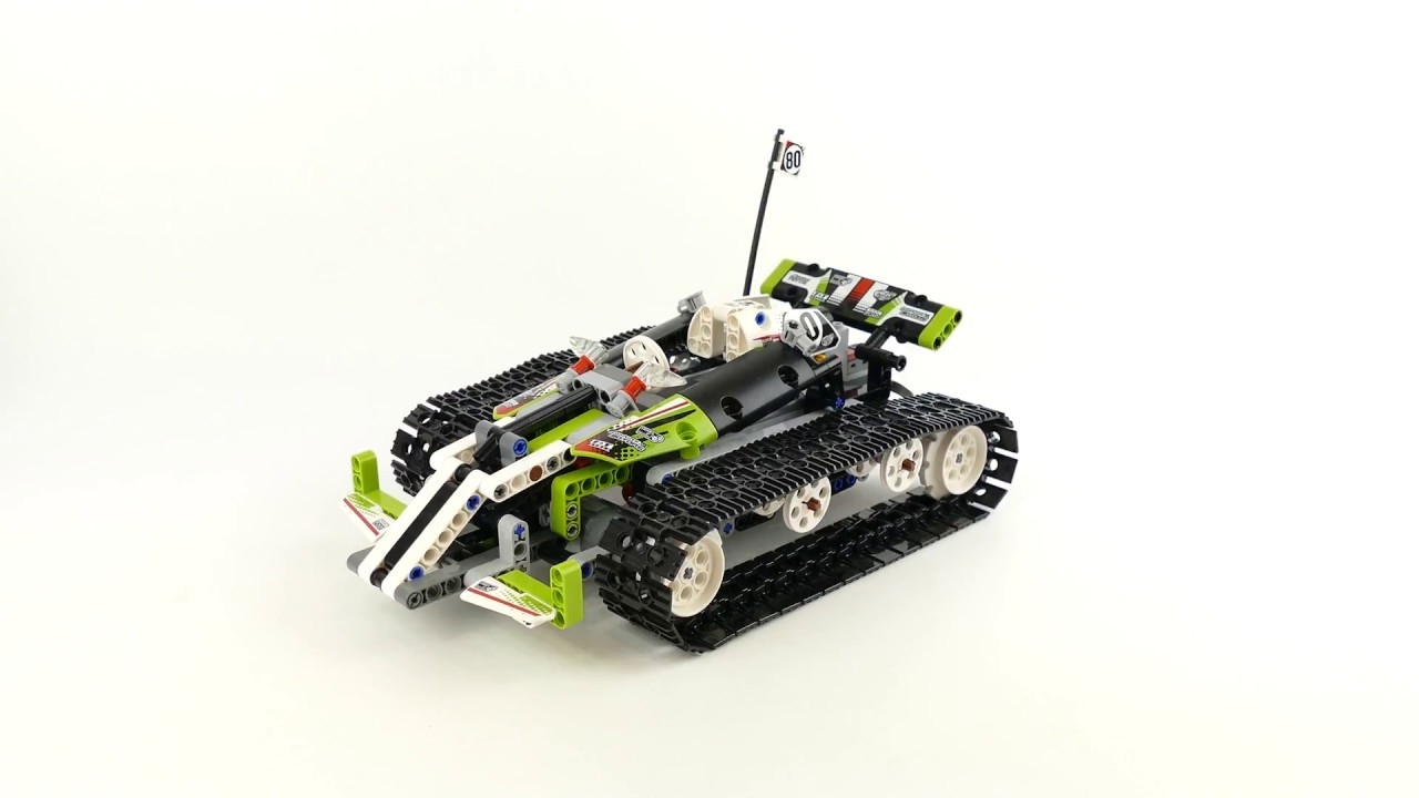 ugly tracked formula lego technic 42065 alternate moc. Black Bedroom Furniture Sets. Home Design Ideas