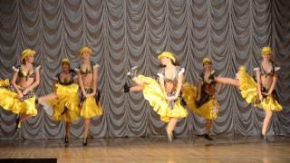 �������� ���� Танцевальный коллектив РАДУГА танец Кантри ������