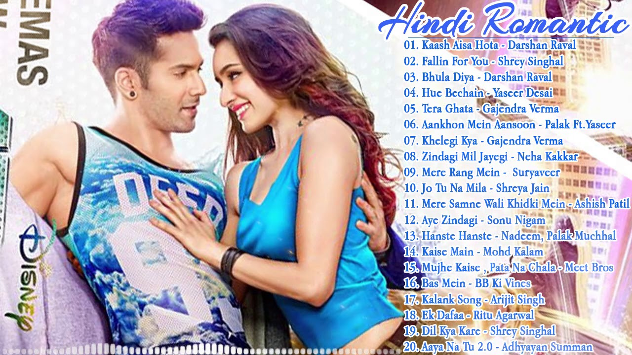 NEW ROMANTIC HINDI SONGS 2019 | Top 20 New Hindi Songs 2019 April | Best Bollywood Romantic 2019