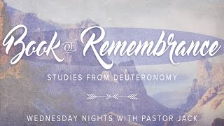 Deuteronomy 7 & 8 - God's Chosen People