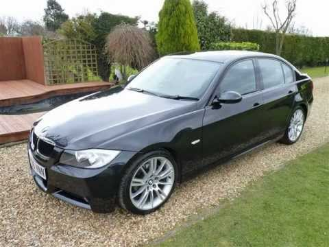 2006 BMW 320D M Sport Diesel For Sale SDSC Specialist Cars - YouTube