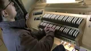 Johann Sebastian Bach - Prelude and Fugue in E minor, BWV 533