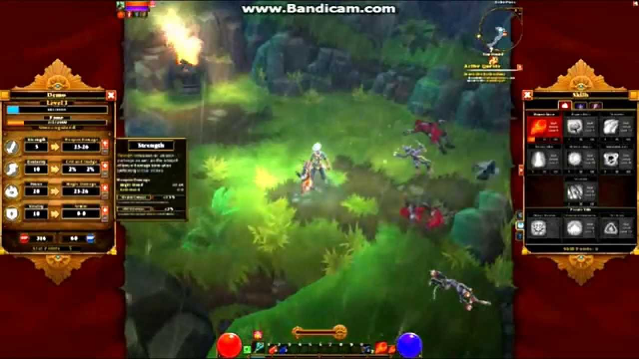 torchlight 2 demo