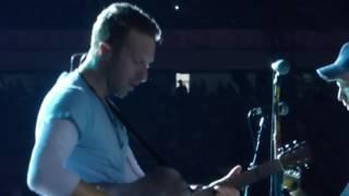 Coldplay -Us Against Yhe World- Live San Siro 3/7/2017