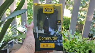 otterbox commuter case for 2015 moto g 3rd gen review
