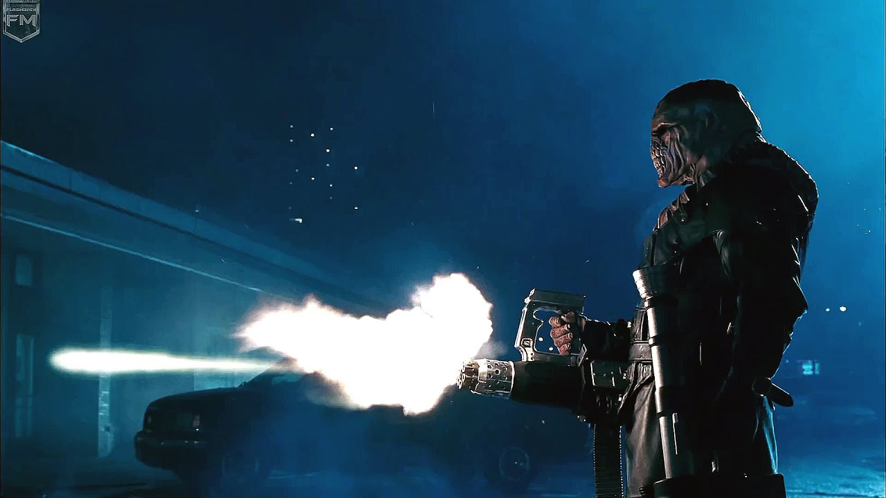 Nemesis Vs S T A R S Resident Evil 2 Apocalypse Open Matte Youtube