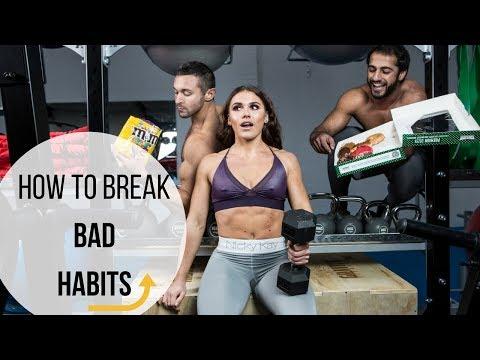 Healthy tips I wish I knew 2 years ago | How to break bad habits